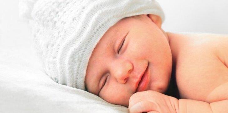 Paprastinama tvarka tėvams registruoti naujagimį