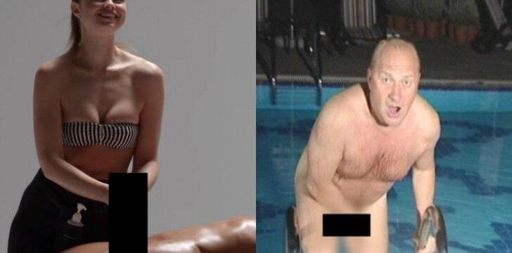 Jolanta Leonavičiūtė ir Jurijus Smoriginas