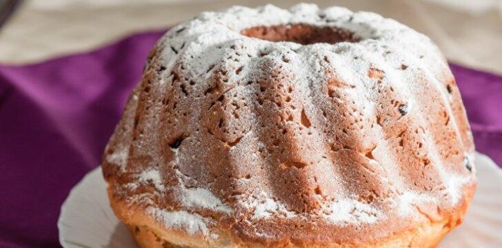 Velykų boba, kurios receptui - daugiau nei 200 metų