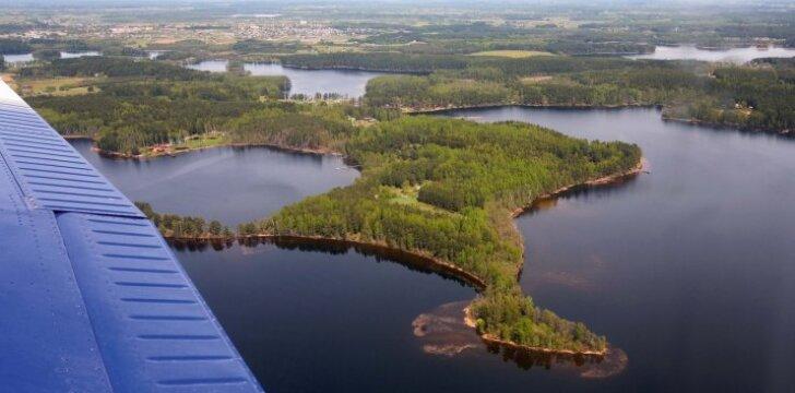 Savaitgalis ežerų krašte – nuo Molėtų iki Zarasų