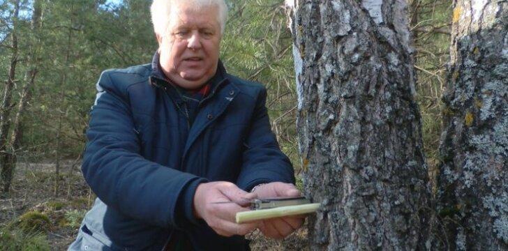 Gamtininkas Selemonas Paltanavičius