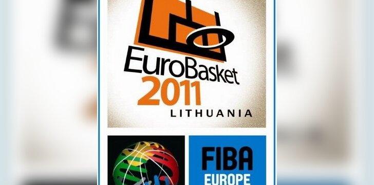 2011 m. Europos čempionato logotipas