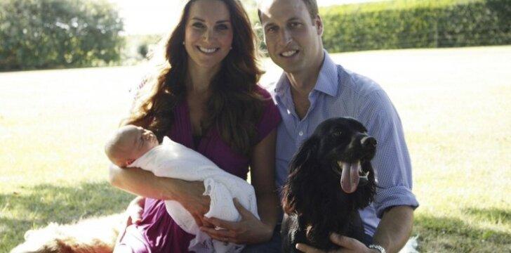 Bręsta skandalas: kas yra karališkojo kūdikio tėvas?