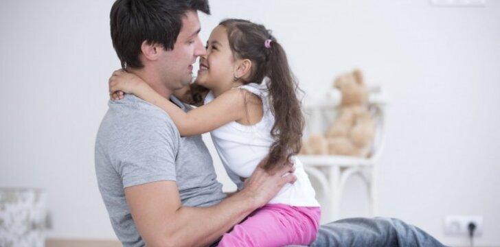 Kiekvienas tėtis, auginantis dukterį, turėtų tai žinoti