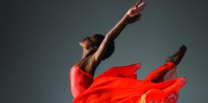 Vilniuje – Harlemo šokio teatro gastrolės