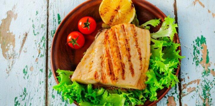 Kokią žuvį sveikiausia valgyti