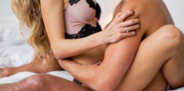 Patarimai vyrams, kurie padės pailginti lytinį aktą