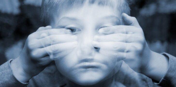 """Norite pamatyti, kaip iš tiesų jaučiasi autistas vaikas? <sup style=""""color: #ff0000;"""">VIDEO</sup>"""