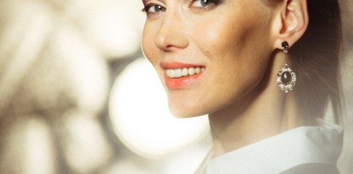 Eglė Grėbliauskaitė-Tursienė: žaliavalgystė po gimdymo suteikė jėgų