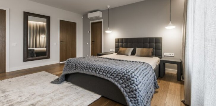 200 kv.m namas Vilniuje: būstas šiuolaikiškai, gerą skonį turinčiai porai