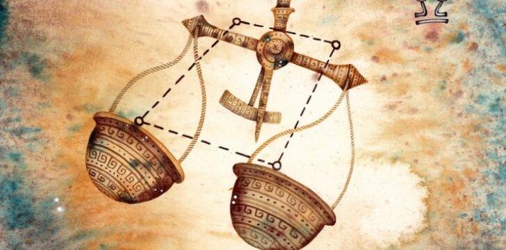 Astrologė: tai puikus metas Svarstyklių Zodiako ženklo atstovams