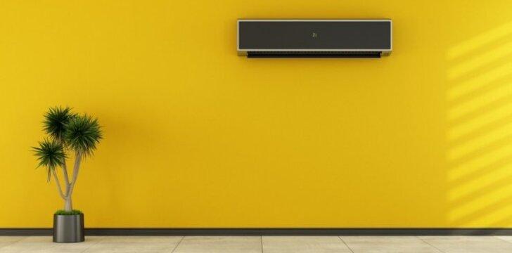 Oro kondicionierius namuose: kada jo iš tikrųjų reikia