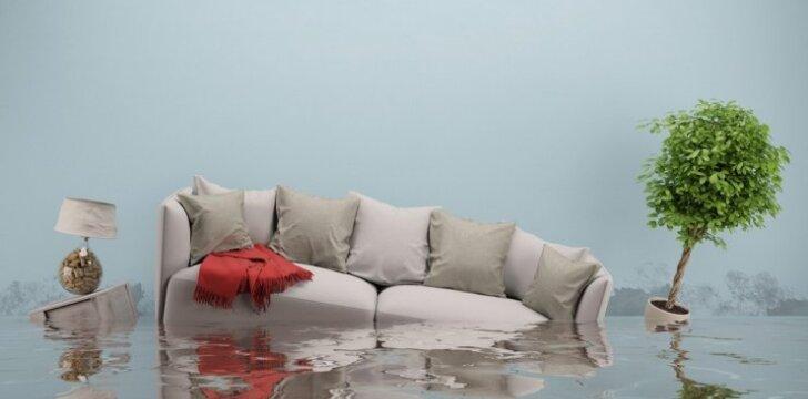 10 dalykų namuose, kurie sukelia nuovargį