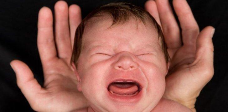 Kai vaikas išveda iš kantrybės: 10 būdų nusiraminti