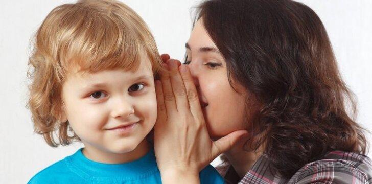 20 patarimų, kaip kalbėti su savo vaikais, kad mus išgirstų