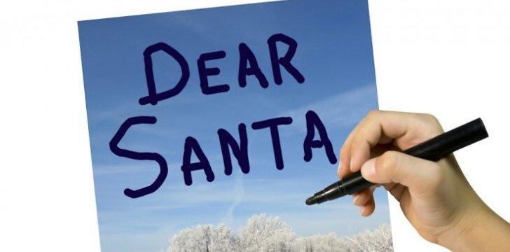 Aštuonmečio laiškas: Kalėdų Seneli, padaryk, kad vaikai nesityčiotų iš mano sesės