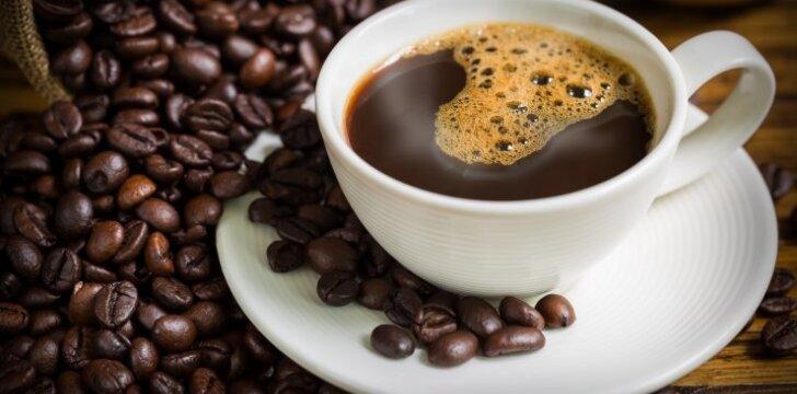 60 - būtent tiek kavos pupelių turėjo būti Ludwigo van Beethoveno kavos puodelyje