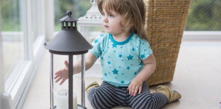 Mėgstamiausia vaikų sėdėjimo poza gali būti žalinga