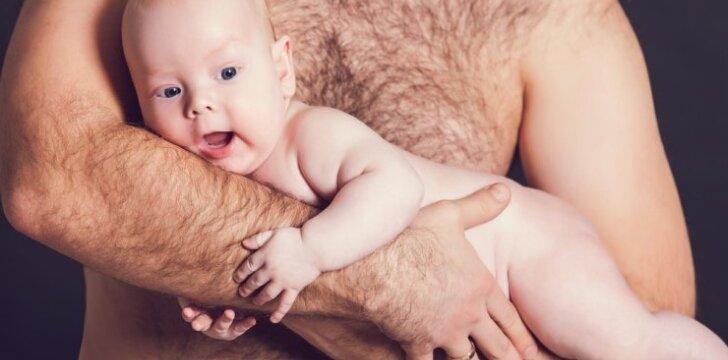 Daugiavaikio tėčio nuotraukos verčia iš koto: štai taip atrodo tikroji tėvystė
