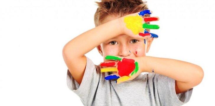 Ar flomasteriai gadina vaikų kūrybiškumą ir fantaziją?