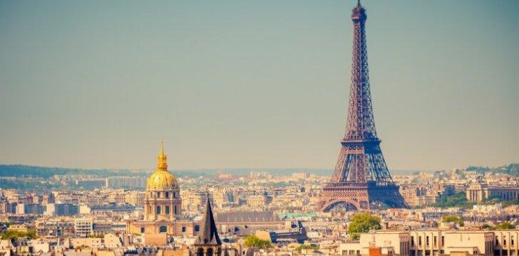 Paryžius, Prancūzija