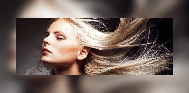 Sveikų plaukų garantas – saugūs plaukų dažai