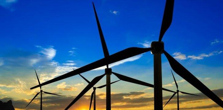 Juodos vėjo jėgainės