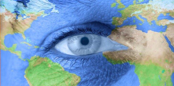 Žemė-Žmogus >< Žmogus-Žemė