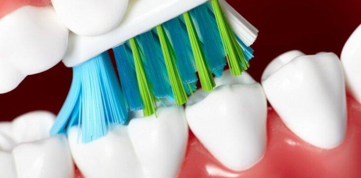 """Visa tiesa apie dantų dygimą <span style=""""color: #ff0000;""""><sup>interviu su gydytoja</sup></span>"""
