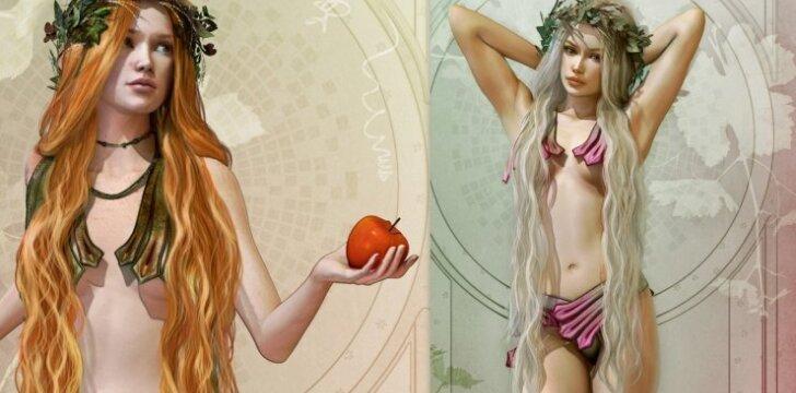 Sužinok, kokia deivė valdo tavo gyvenimą