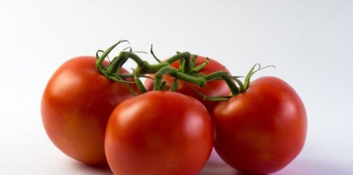 Kaip teisingai užšaldyti pomidorus?