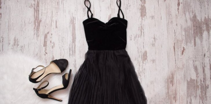 Išsirink idealią savo vakarėlių suknelę (daugiau nei 20 modelių!)