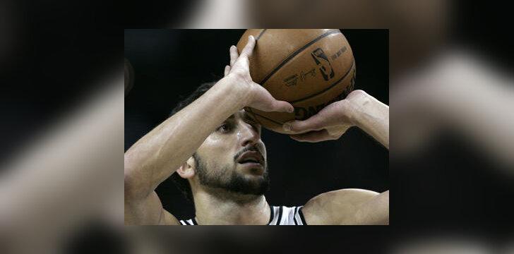 "Emanuelis Ginobili (""Spurs"")"