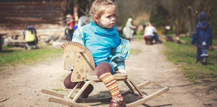 Pirmasis Lauko darželis Lietuvoje paneigė daug mitų