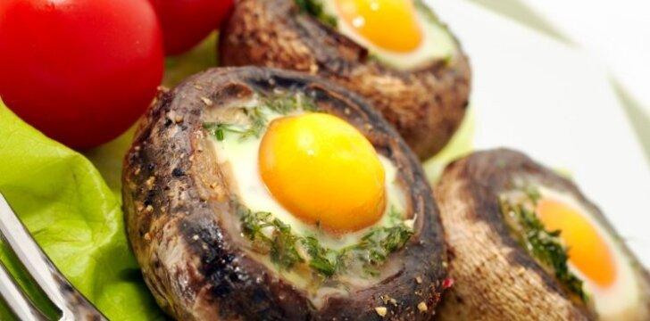 Velykoms: 10 greitų užkandžių su kiaušiniais