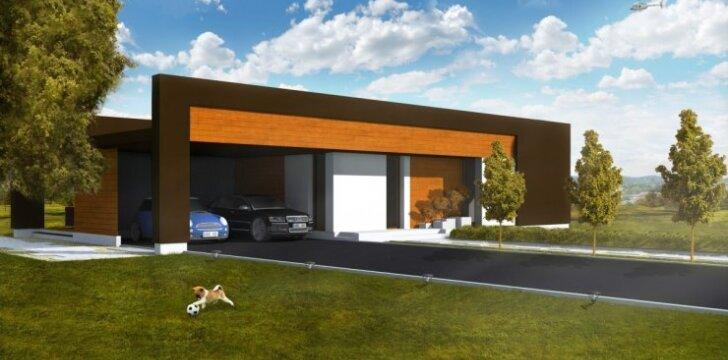 Architektų patarimai, kaip tinkamai suplanuoti ir išdėstyti patalpas individualiame name