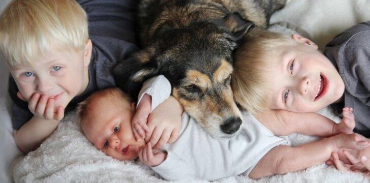 Psichologė: 7 argumentai, kodėl verta gimdyti daugiau kaip vieną vaiką