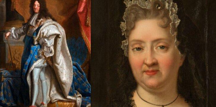 """Juodoji karalienė Francoise: <span style=""""color: #c00000;"""">nekenčiama meilužė,</span> apsukusi galvą Liudvikui XIV"""