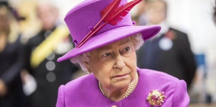 Karalienė gedi: monarchei teko atsisveikinti su brangiu bičiuliu