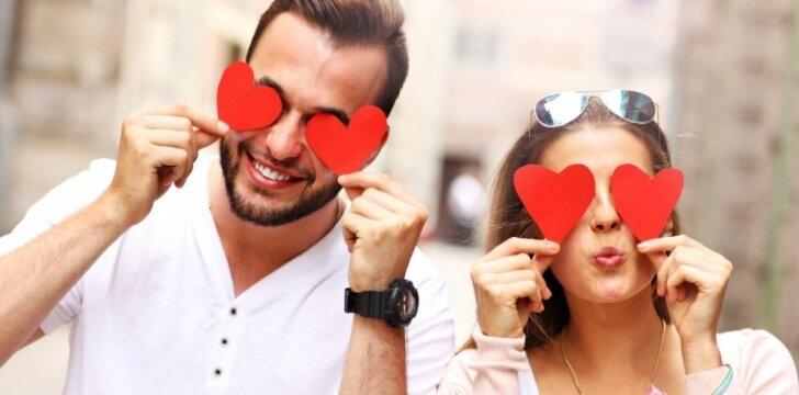 Meilė iš pirmo žvilgsnio: ko tikėtis toliau?