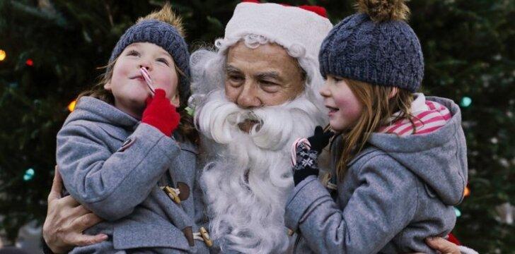 """<span style=""""color: #ff0000;"""">VIDEO:</span> kokių staigmenų Kalėdų seniui ruošia mūsų vaikai?"""