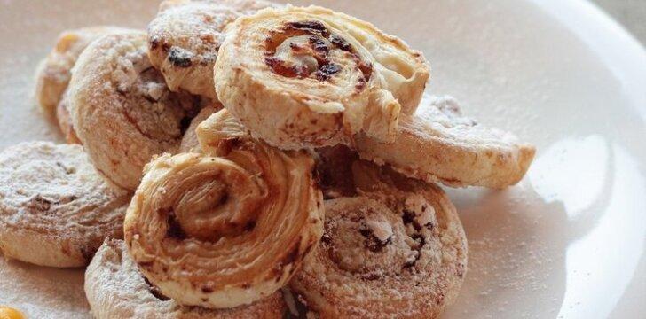 Sausainiai sukučiai - per 20 minučių