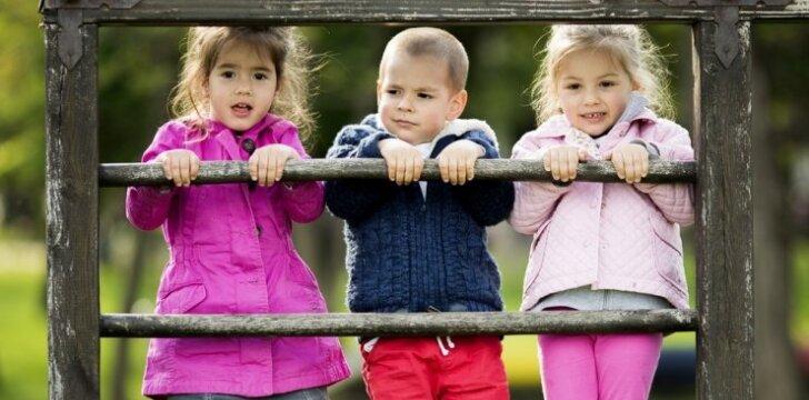 Gydytoja psichiatrė - apie vaikų darželio naudą vaikui ir tėvų lūkesčius
