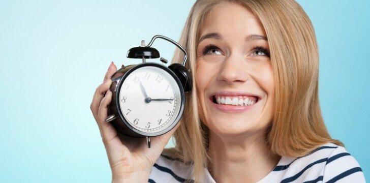 Laiko planavimas: 6 taisyklės, kurios padės visuomet visur suspėti