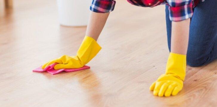 Svarbiausias ingredientas grindų ilgaamžiškumui – tinkama priežiūra