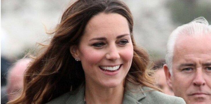 Kaip po gimdymo gyvena Kate Middleton?