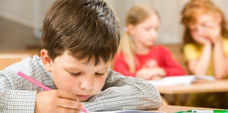 Psichologai: Lietuvoje daug nepasitikinčių savimi, vienišų ir liūdnų vaikų