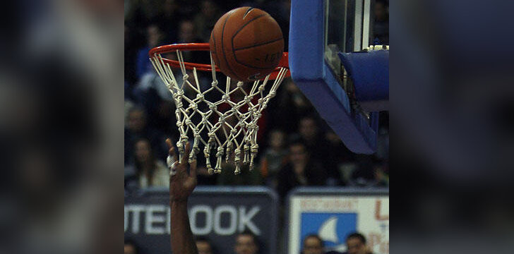 Krepšinio kamuolys, krepšinio lenta, kamuolys, krepšinis