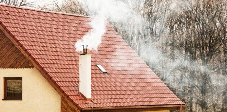 8 šildymo sezono taisyklės, kurios padės ir kvėpuoti švaresniu oru, ir sutaupyti