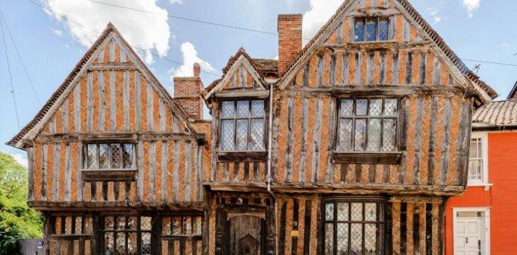 Hario Poterio vaikystės namas, kuris patiks ne tik jo gerbėjams